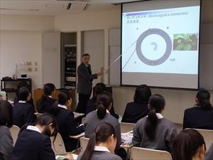 「時間を知る生物」 富岡憲治先生(岡山大学)