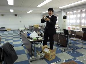 東レ理科教育賞最終審査