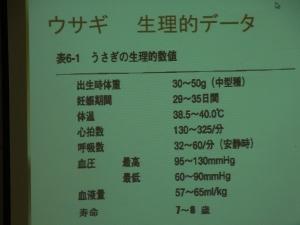授業「生命」第27回 やまね動物病院 山根辰朗先生
