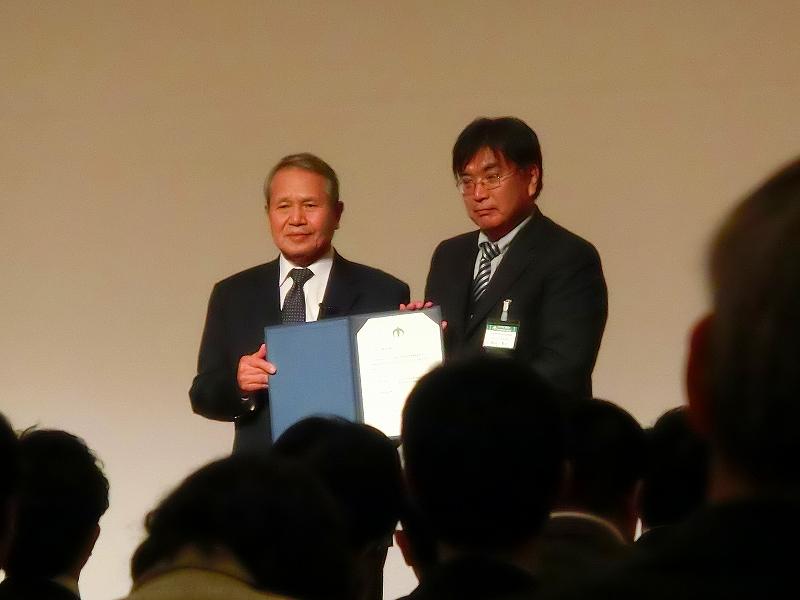 2015年度武田科学振興財団の研究助成贈呈式