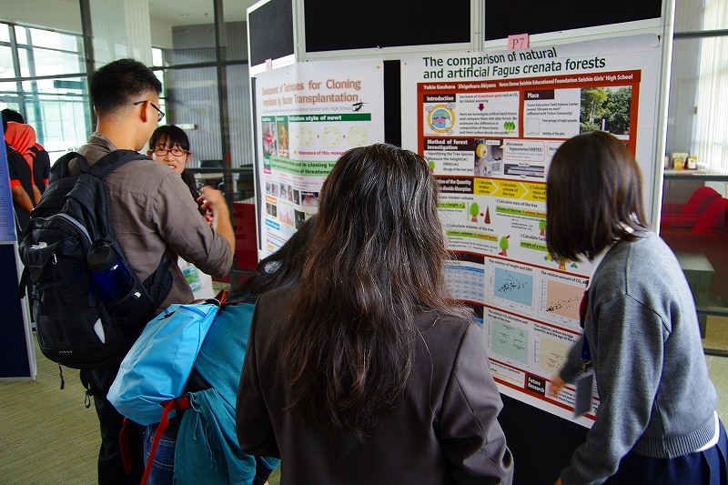 ICB2015 Poster Session