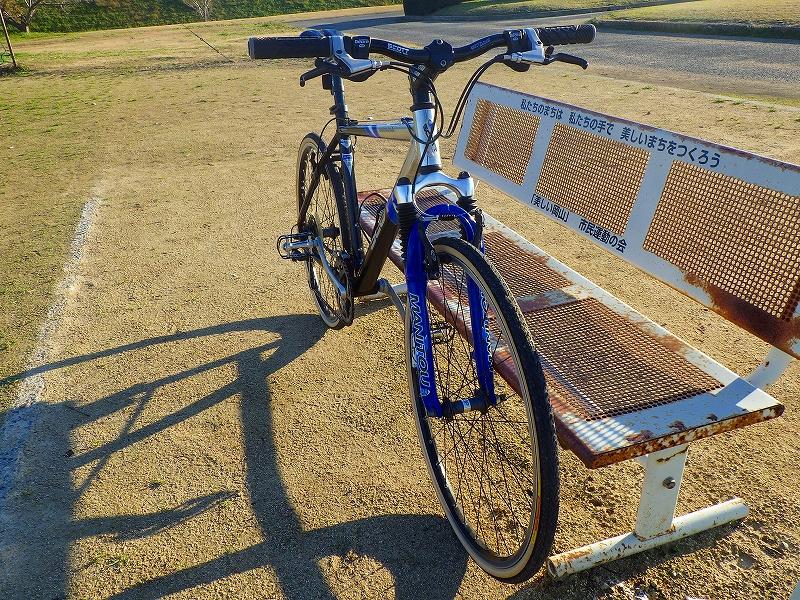 自転車で自宅近くを散策(1)