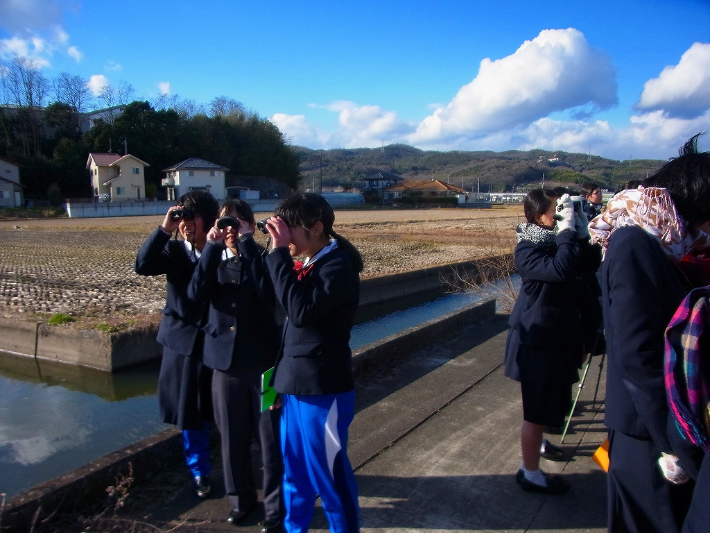 授業「生命」第22回 倉敷市自然史博物館 江田伸司先生