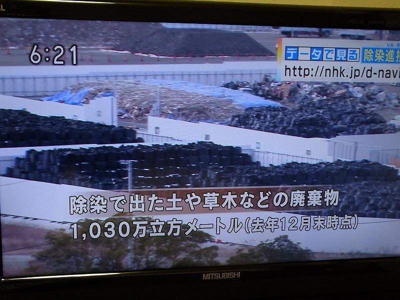 福島のテレビニュース