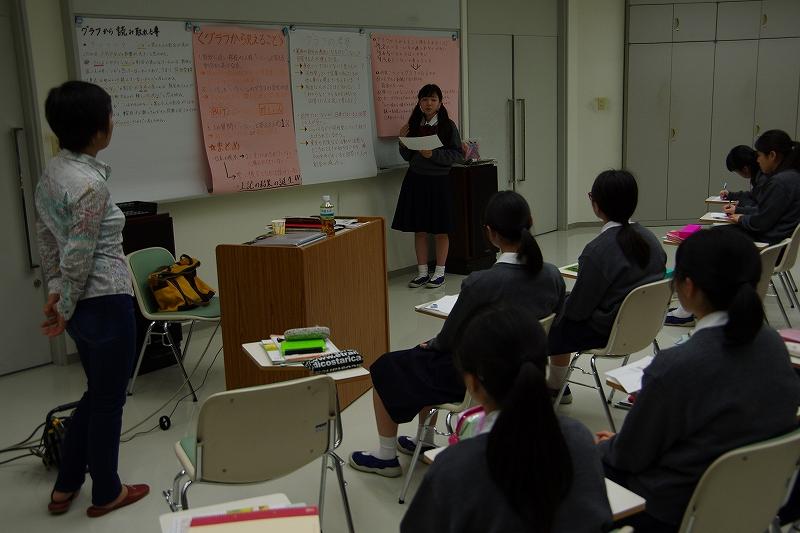 授業「生命」第3回 フリーライター 青樹恭先生
