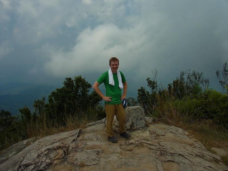 レダン山への登山(7日目)