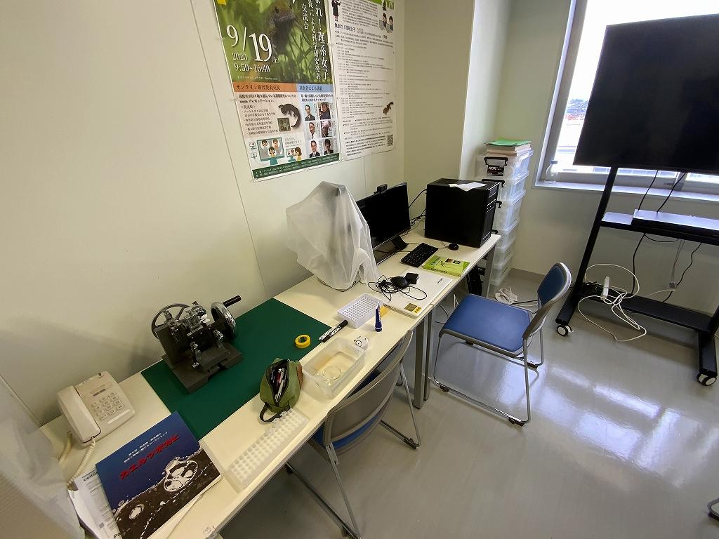 大学研究室を科学課題研究のオープンラボとして提供