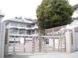 尾道市立山波小学校外観