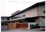福山市立西小学校外観