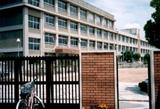 姫路市立安室小学校外観