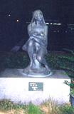 「湖の華」野外彫刻イメージ
