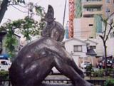 「夢」野外彫刻イメージ