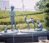 「いのちいきいき」野外彫刻イメージ