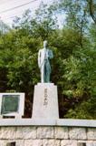 「星島二郎像」野外彫刻イメージ
