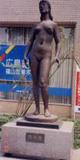 「春や春」野外彫刻イメージ
