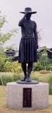 「日ざし」野外彫刻イメージ