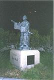 「津田永忠」野外彫刻イメージ