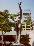 「燮」野外彫刻イメージ