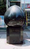 「DEIREI MOMO」野外彫刻イメージ