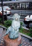 「さる」野外彫刻イメージ