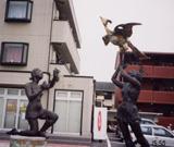 「フェニックス」野外彫刻イメージ