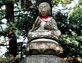 「薬師寺瑠璃如来」野外彫刻イメージ