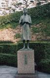 「聖トマス小崎」野外彫刻イメージ