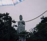 「ぼけ封じ長寿」野外彫刻イメージ