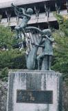 「人の輪・音の輪」野外彫刻イメージ