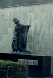 「三浦環像」野外彫刻イメージ