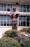 「二ノ宮金次郎」野外彫刻イメージ