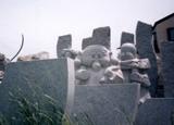 「七福神」野外彫刻イメージ