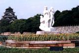 「花の園」野外彫刻イメージ