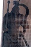 「金剛力士像」野外彫刻イメージ