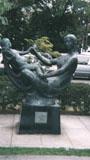 「愛」野外彫刻イメージ