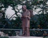 「二宮金次郎像」野外彫刻イメージ