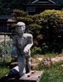 「よろこび」野外彫刻イメージ