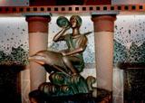 「DOLPHIN STORY」野外彫刻イメージ