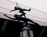 「統」野外彫刻イメージ