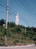 「観音様」野外彫刻イメージ