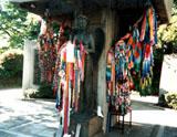 「平和の女神像」野外彫刻イメージ
