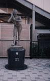 「朝」野外彫刻イメージ