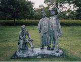 「姫高生ノ像」野外彫刻イメージ