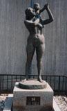 「絆」野外彫刻イメージ