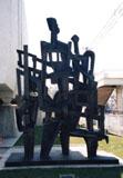 「住み処」野外彫刻イメージ