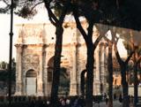 「コンスタンティヌスの塔」野外彫刻イメージ