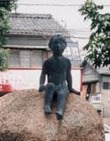「遠望」野外彫刻イメージ
