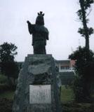 「雪んこ」野外彫刻イメージ