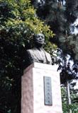 「小林一三先生像」野外彫刻イメージ