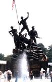 「国家記念碑」野外彫刻イメージ